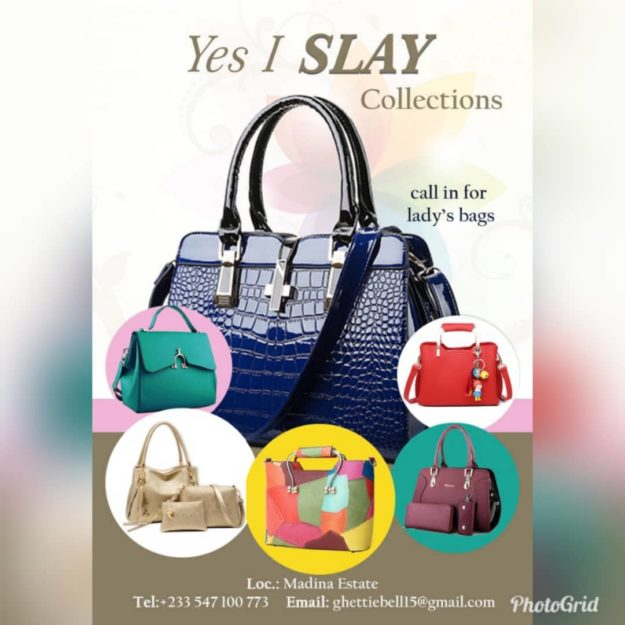 Yes I SLAY Collections